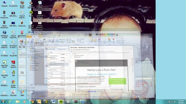 Windows 7, features, shake, tricks, easter eggs